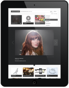 CreativeGrid Pro WordPress Responsive Portfolio Theme by HTML5 & CSS3
