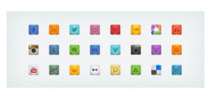 35+ Free Social Media Icons for Facebook, Twitter, Google+ & More…