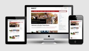 Erudito Responsive WordPress Education Theme for Schools, Colleges, Universities