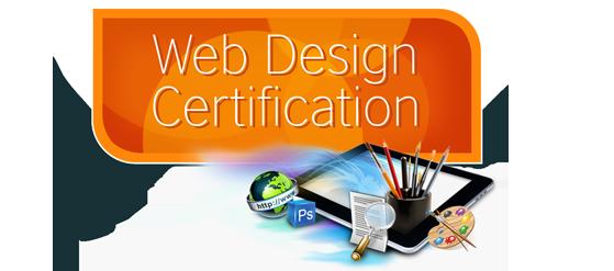 Web Design Certification