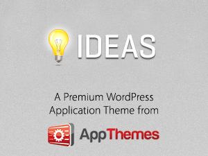 WordPress Customer Feedback Application Theme