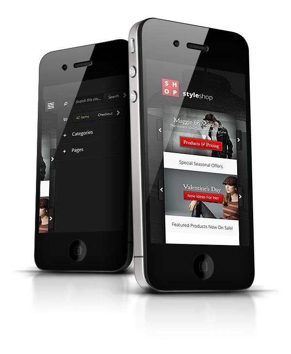 StyleShop Responsive WordPress eCommerce Theme