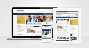 Academica Pro WordPress Edification Theme for NGO & University