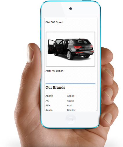 Automotive Responsive WordPress Vehicle Directory Theme