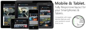 GamingZone WordPress Magazine Theme for Game Portal Blogs