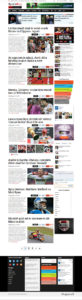 SportsGazette Newspaper Theme for Sport, Fashion, Business & Political