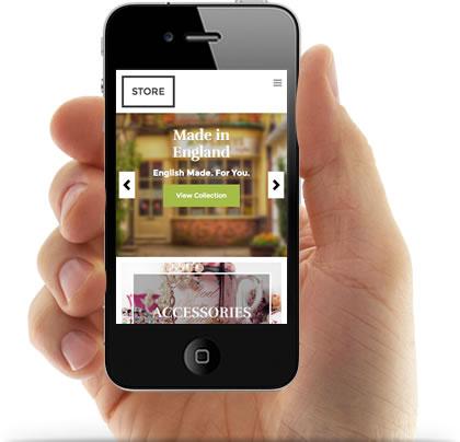Store Responsive eCommerce WordPress Theme