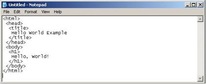 Index.html needs to be broken