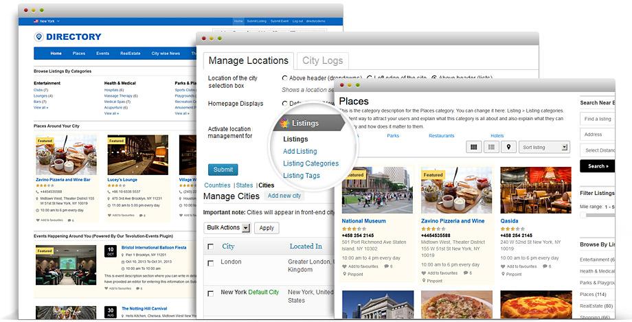 Directory – WordPress Multipurpose Listing Theme
