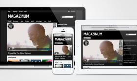 Magazinum Responsive WordPress Magazine Theme
