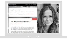 The 411 Pro WordPress Theme
