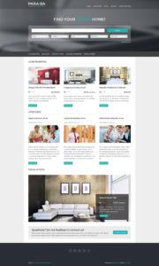 Paraíba – Property Search Form & Real Estate Theme
