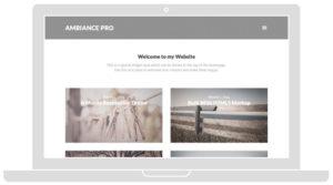 Ambiance Pro – Showcase Photography & Portfolio Works Theme