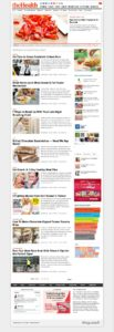 BlogPress – Health, Fitness, Weight Loss, Food & Lifestyle Blog Theme