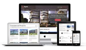 Apex – Construction Businesses, Builders & Properties Theme