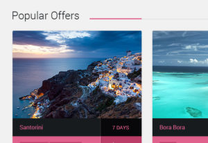 Cousteau – Travel Packages & World Tour Places Booking Theme
