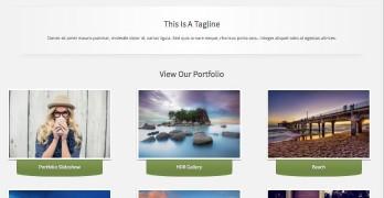 Practical Responsive WordPress Business Theme