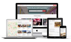 SpotFinder – Lodging & Travel Rentals Theme like AirBnB