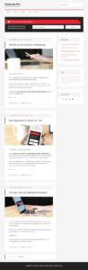 Generate Pro – An Email Marketing WordPress Theme for Business!