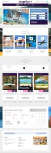 Magellan – Tour Operator, Travel Booking Agency Theme