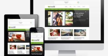 theWorld Responsive WordPress Magazine Theme