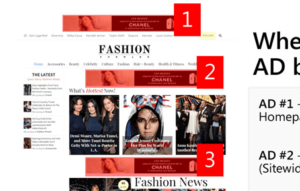 FashionForward Magazine Theme for Beauty & Celebrity News