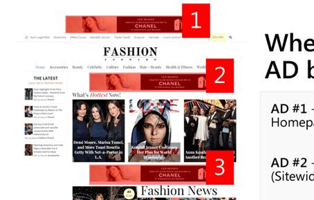 FashionForward Magazine Theme for Beauty & Celebrity News