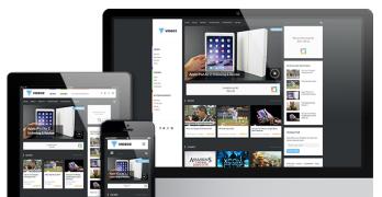 VideoZ WordPress Responsive Video Music Review Theme