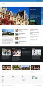 Capital Theme for University, Education & Organisation