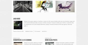 Klou WordPress Portfolio Theme