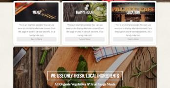 Restaurant WordPress Food Blogger Theme