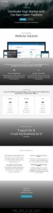 Altitude Pro Theme – 7 Section Parallax Effects Homepage