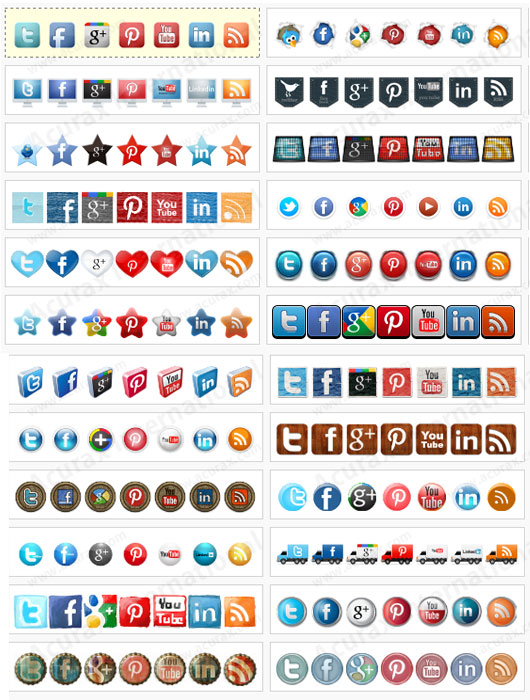 Floating Social Media Icon WP Plugin