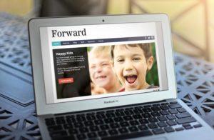 Forward WordPress Theme for NGO & Non-Profit Organizations