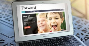 Forward WordPress Non-Governmental Organization Theme