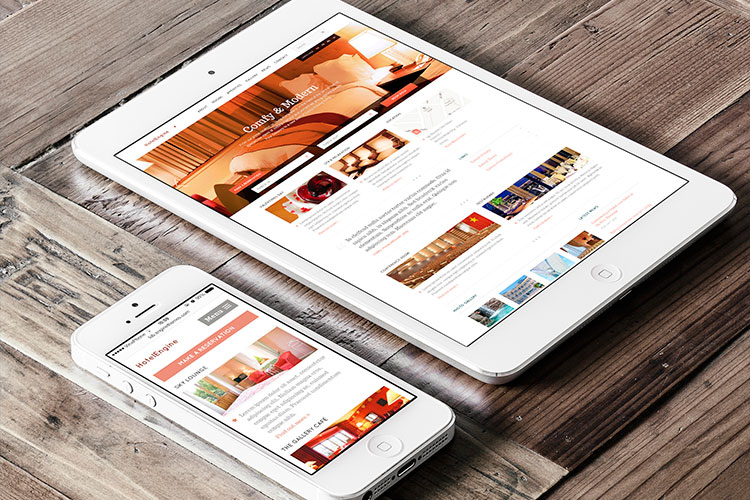 HotelEngine Comfy Responsive WordPress Tavern Theme
