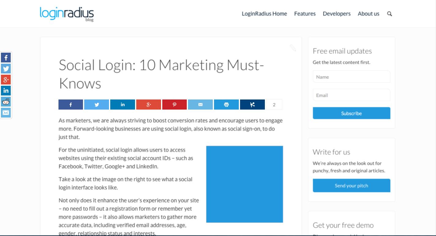 Simplified Social Sharing WP Plugin
