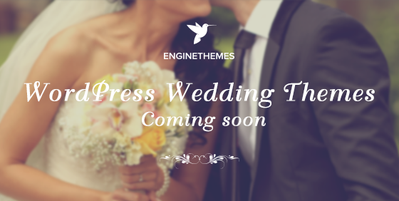 WeddingEngine By EngineThemes GIveaway