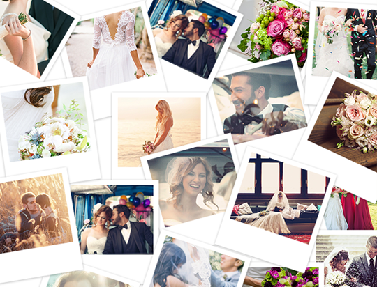 WeddingEngine WordPress Photo Gallery Theme