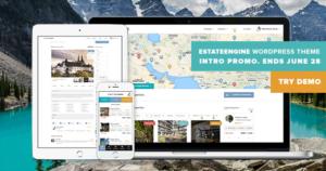 EstateEngine WordPress Property Listing / Real Estate Theme