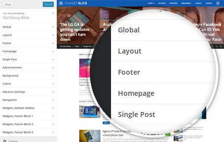 GadgetBlog WordPress DIY & Tips Blog Theme