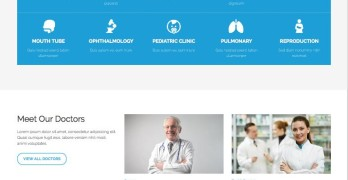 iMedical WordPress Medical & Hospital Theme