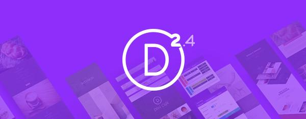 Divi 2.4 WordPress Theme