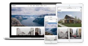 Insight WordPress Theme for Photography Blog & Magazines