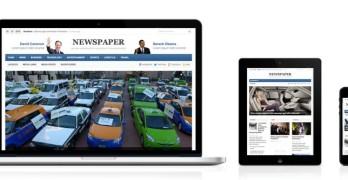 Newspaper 3.0 WordPress Online News Theme