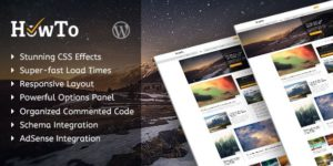 HowTo WordPress Movie Theme for Content Heavy Blogs