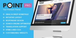 PointPro WordPress Theme for Blogging & eCommerce Shop