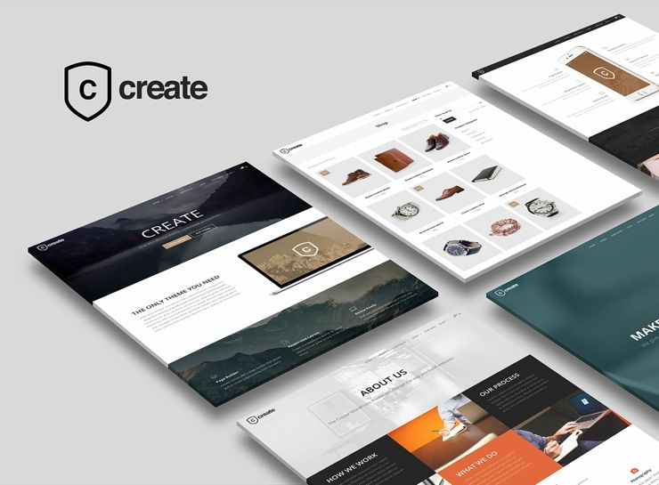 Create Multipurpose WordPress Theme & Page Layout Builder