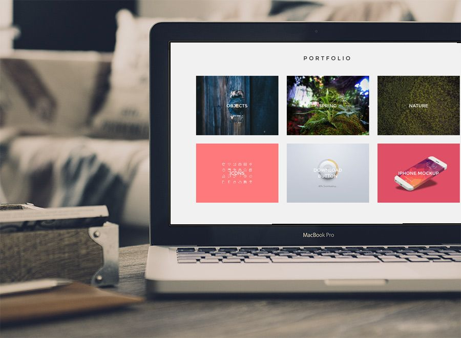 True North – Free WordPress Portfolio Theme