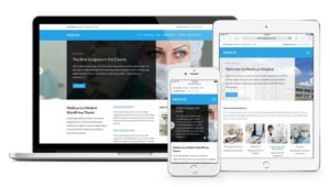 Medicus Theme for Medical, Hospitals, Clinics & Doctors